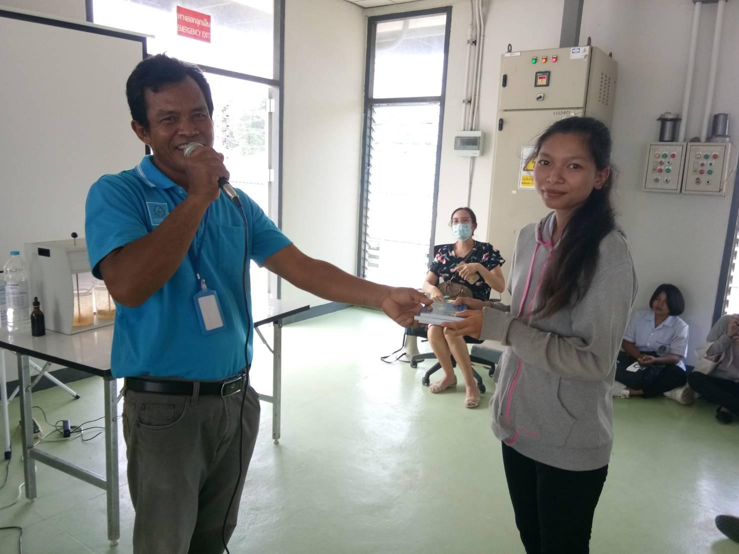กปภ.สาขาบุรีรัมย์ต้อนรับพร้อมให้ความรู้คณะศึกษาดูงานระบบผลิตน้ำประปามหาวิทยาลัยราชภัฎบุรีรัมย์