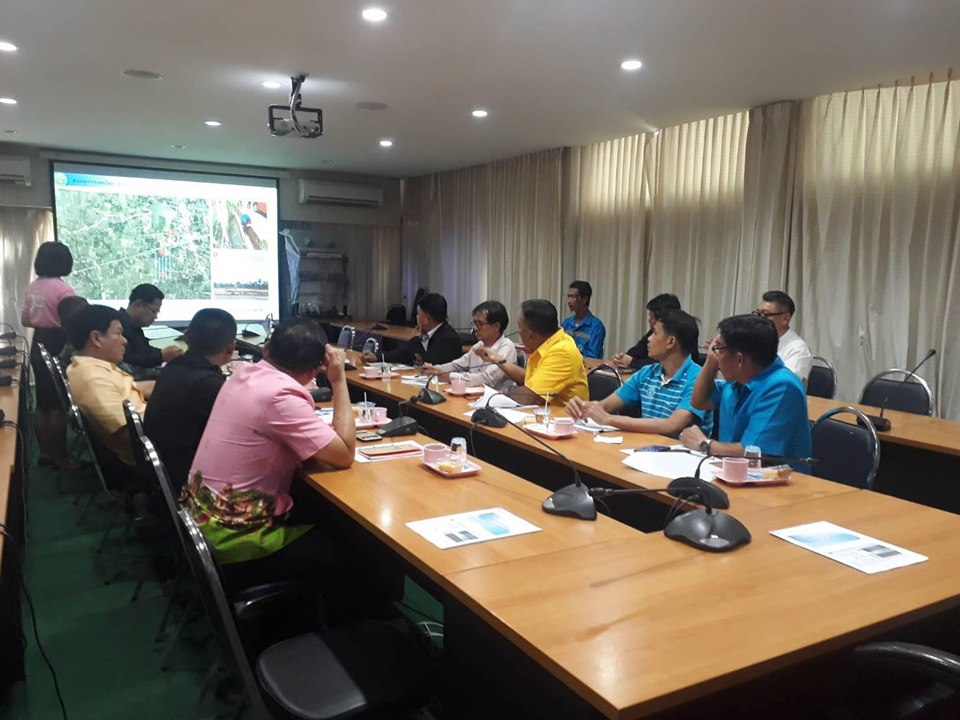 ไฟล์แนบ กปภ.สาขาสุรินทร์ร่วมประชุมเพื่อรวบรวมข้อมูลสถานการณ์น้ำในภาพรวม