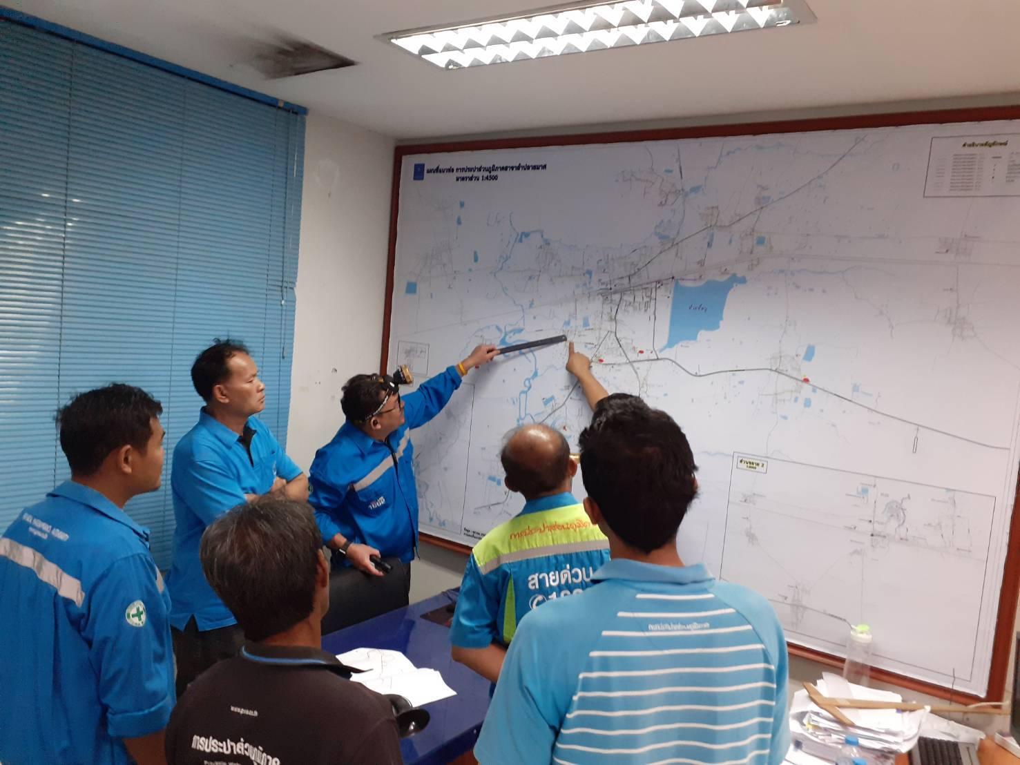 ไฟล์แนบ กปภ.สาขาลำปลายมาศออกสำรวจท่อแตกรั่วตามแผนกิจกรรมการลดน้ำสูญเสียประจำเดือน พ.ย. 2562