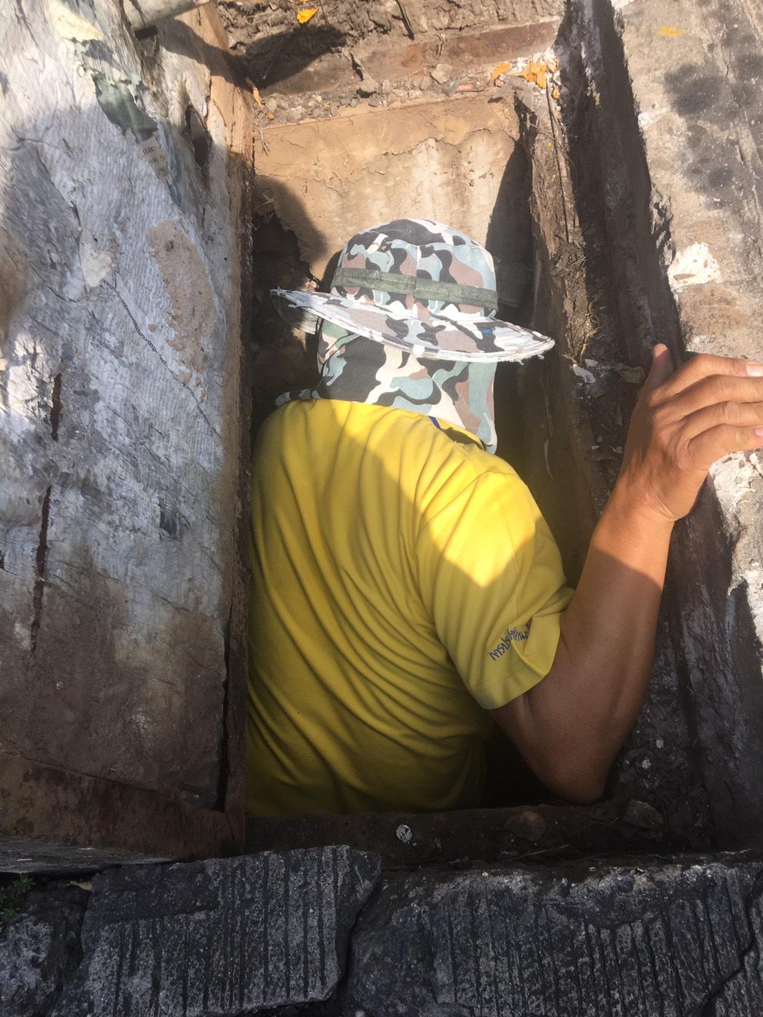 ไฟล์แนบ กปภ.สาขาบุรีรัมย์ลงพื้นที่ค้นหาน้ำสูญเสียตามแผนการบริหารจัดการน้ำสูญเสีย พ.ย. 2562