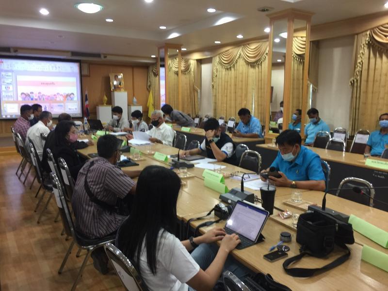 ไฟล์แนบ กปภ.สาขาสุรินทร์ร่วมประชุมเพื่อนำเสนอแนวนโยบายและแผนงานการบริหารจัดการลุ่มน้ำห้วยเสนง